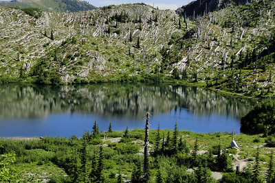 Panhandle Lake.