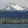 Mt Scot from Thielsen View Campground.