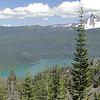 Mt. Thielsen & Diamond Lake.