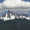 Mt. Thielsen from near the Summit.