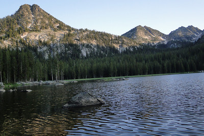 Elkhorns - Ruth Mountain - July 2012