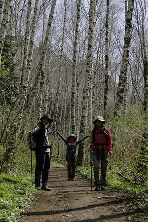 Saddle Mountain - May 2011