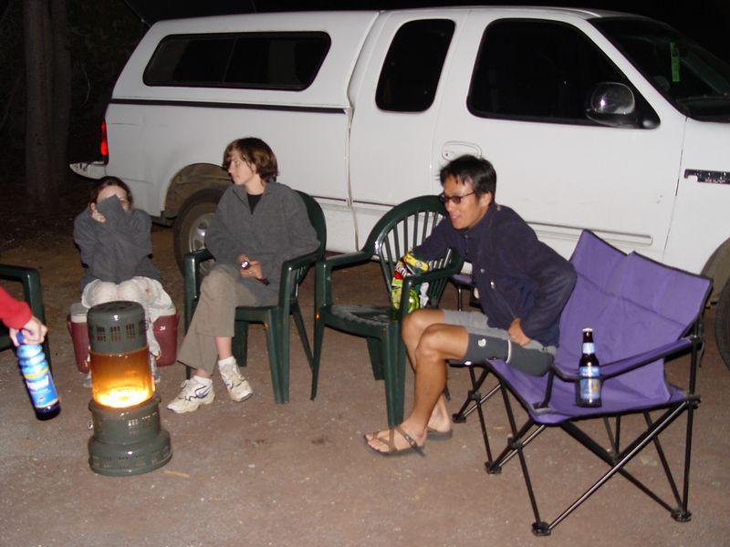 01Trailhead Car Camp