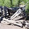 Abandoned Sheep Herders Hut.