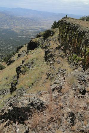 Sutton Mountain - July 2011