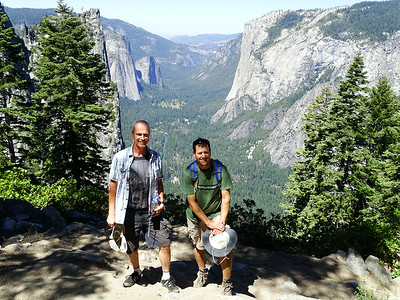 Yosemite - Glacier Peak & The Four Mile Trail - 2014/07/04