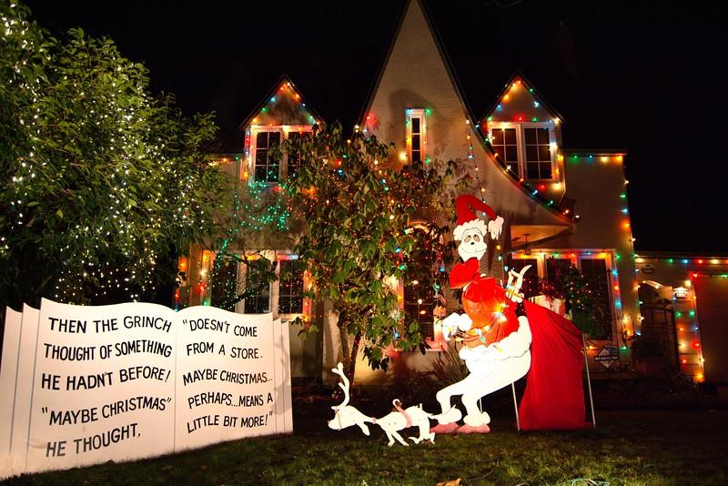 Christmas on Peacock Lane
