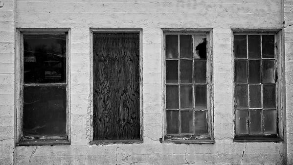 Wasco in Black & White