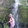 Maddy at Multnomah Falls <FONT SIZE=1>© Chiyoko Meacham</FONT>