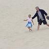 Maddy & Tim running down