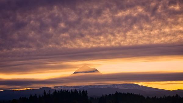 Another Boring Oregon Sunrise