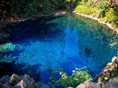 Belknap Trip - The Blue Pool