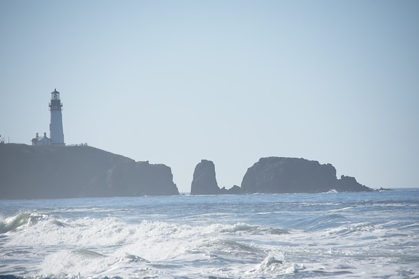 Devils Punchbowl to Yaquina Head