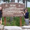Arrived!<br /> Laramie, Anwen & Chiyoko