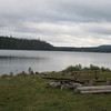 Elk Lake from the Lodge <FONT SIZE=1>© Chiyoko Meacham</FONT>
