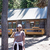 Elk lake cabin