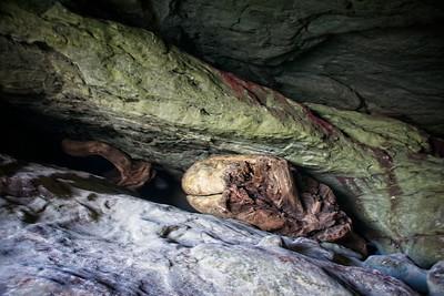 Hug Point Cave