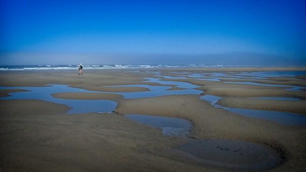 Arcadia Beach © Chiyoko Meacham