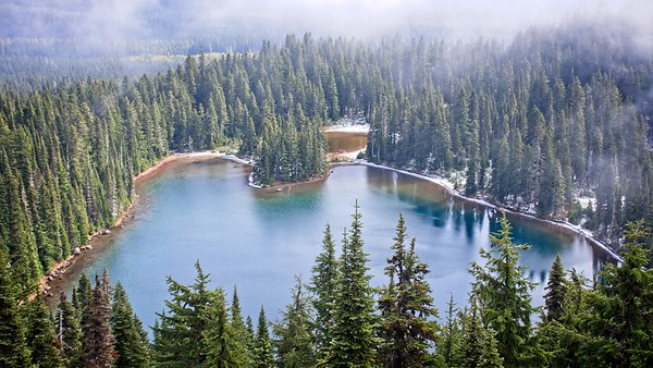 Indian Heaven, Wapiki Lake