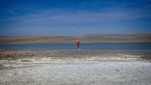 Lake Abert © Chiyoko Meacham