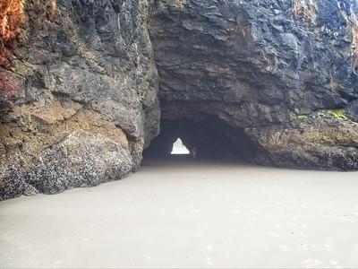 Lost Boy Cave © Chiyoko Meacham