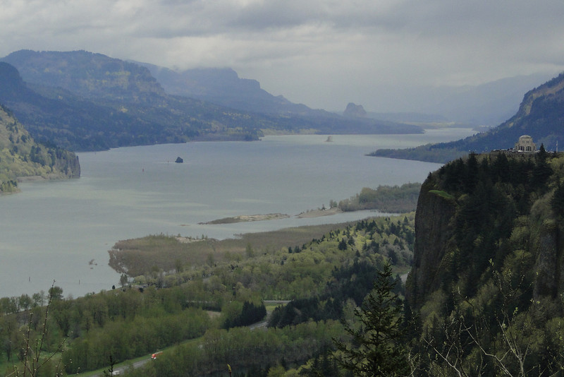 The Gorge from Crown Point