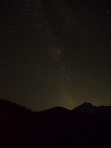 Mt St Helens - Windy Ridge Milky Way