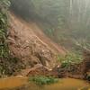 Trapped between a flood & a landslide!