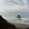 101 just South of Cannon Beach