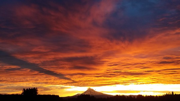 November Sunrise - 2016/11/05
