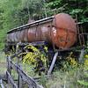 The Water Tank east of the Big Baldwin Trestle.