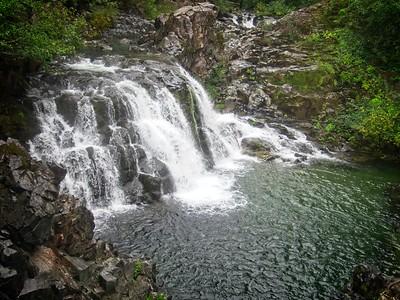 Opal Creek - Sawmill Falls