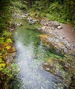 Opal Creek - Kopetski Trail