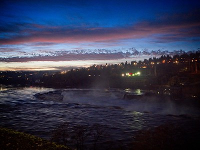 Oregon City Evening