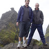 Charles & Paul<br /> Saddle Mountain Trail