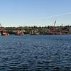 Bremerton waterfront & ferry terminal.