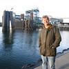 Bremerton waterfront & ferry terminal. <FONT SIZE=1>© Chiyoko Meacham</FONT>