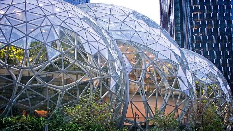 Inside Bezos' Balls