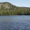 3 miles: Doris Lake