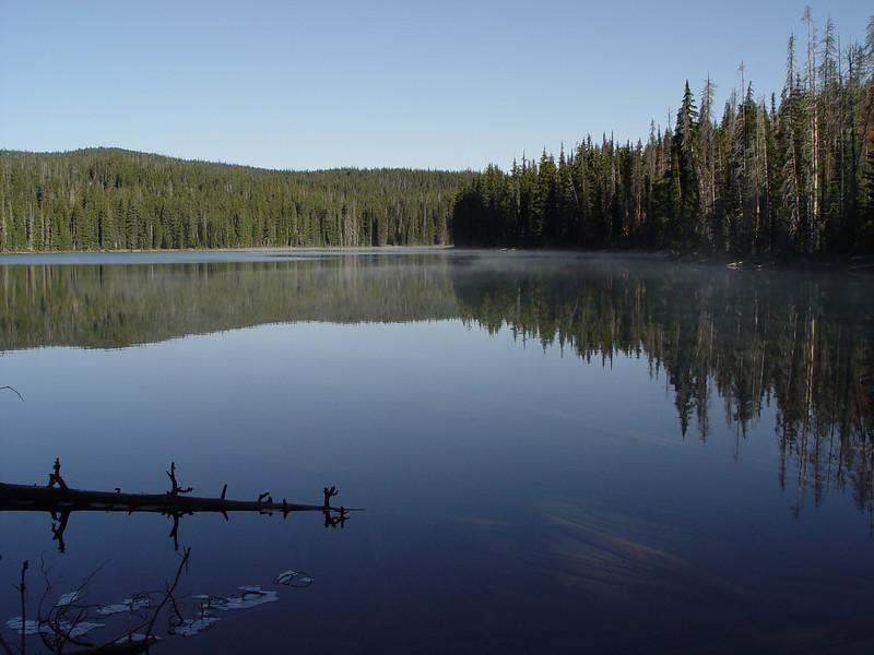 1.5 miles: Blow Lake