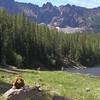 Barnaby at Strawberry Lake <FONT SIZE=1>© Jane Meacham</FONT>
