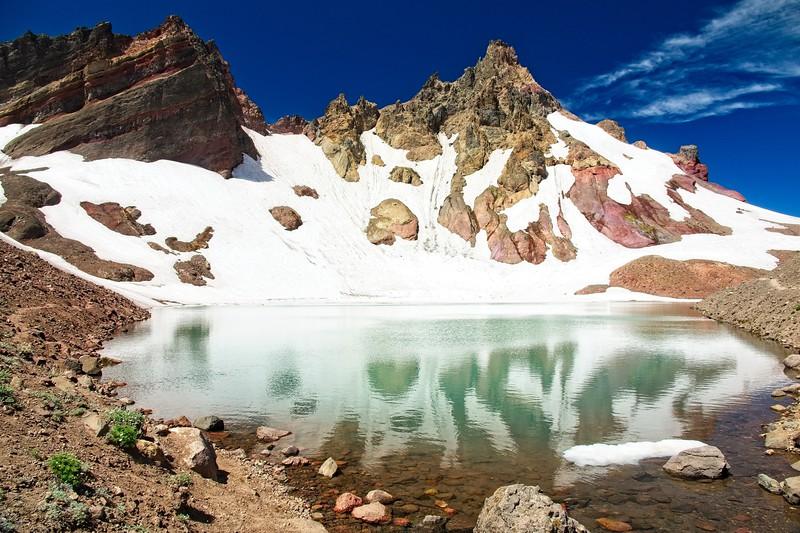 A lake with no name!