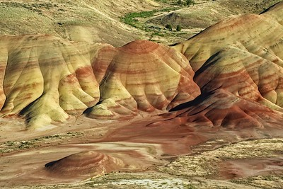 The Painted Hills - 2018/05/27