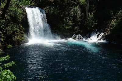 Tamolitch Falls & the Blue Pool - 2017/06/25