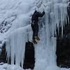 Ice climber - Mist Falls