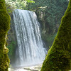 "<B>Bridal Veil Creek - <A HREF=""http://guy.smugmug.com/keyword/Upper Bridal Veil Falls"">Upper Bridal Veil Falls</A></B> To find these Falls you will have to Bushwhack through the forest & descend about 500' down to creek level.  <FONT SIZE=1><A HREF=""http://www.waterfallsnorthwest.com/nws/waterfall.php?st=OR&num=1916"" TARGET=""_blank"">Northwest Waterfall Survey</A></FONT>"