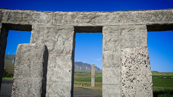 Marryhill Stonehenge