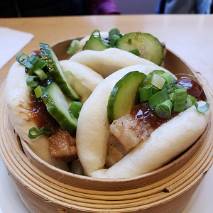 Steamed Buns!