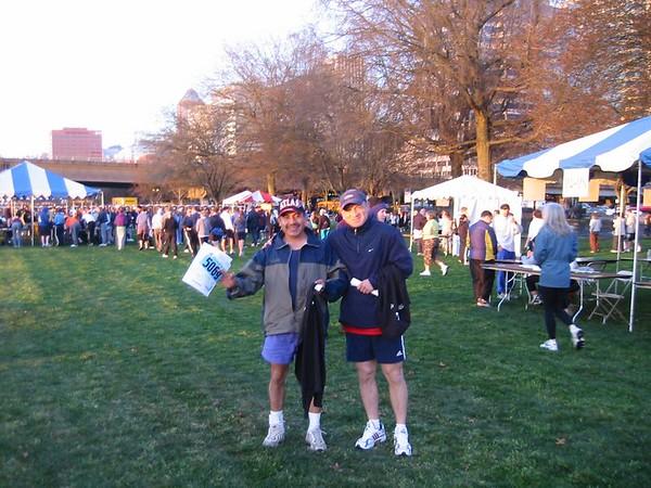 Protland Shamrock 15K Run 2005
