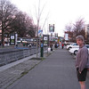 Arriving at Waterfront Park about 7:15am plus Pacific Summer time began this morning so it was really 6:15 & 34F.. Wearing my throw away sweatshirt that I haven't actually had to throw away yet!